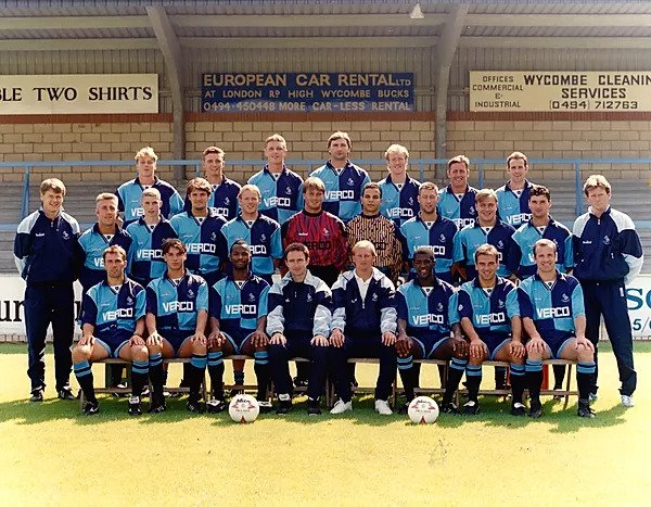 LONG READ | Memories of Wycombe's 1994/95